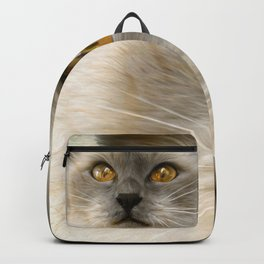 """""""Cute Kitty (Love cats)"""" Backpack"""