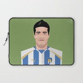 Kem Izzet - Colchester United Legends Laptop Sleeve