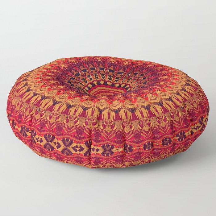 Mandala 261 Floor Pillow