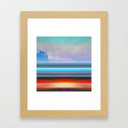 Carmel by Kenny Rego Framed Art Print