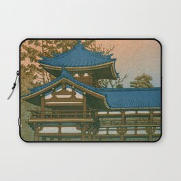12,000pixel-500dpi - HOUODO - Kawase Hasui Laptop Sleeve