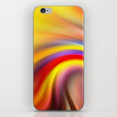 Cupcake Twirl iPhone & iPod Skin