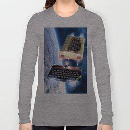 Commodore 64 vs Sinclair ZX Spectrum Long Sleeve T-shirt