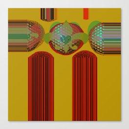 SUPERSONIC Canvas Print
