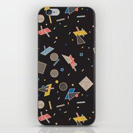 Memphis Inspired Pattern 10 iPhone Skin