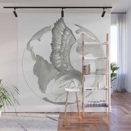 Earth Angel Wall Mural