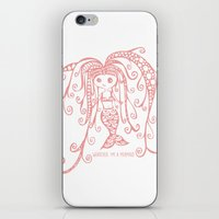 whatever iPhone & iPod Skins featuring Whatever. by I'm Knot Tangled