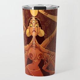 Goddess of Chaos  Travel Mug