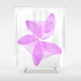 Pastel Xray Shower Curtain