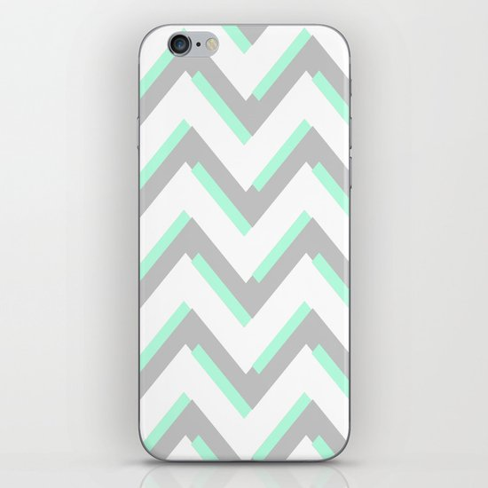 MOD CHEVRON iPhone & iPod Skin