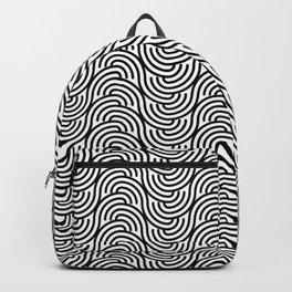 Op Art 149 Backpack