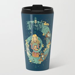 It's Time For A Little Madness Travel Mug
