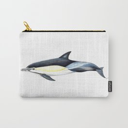 Common dolphin (Delphinus delphis) Carry-All Pouch