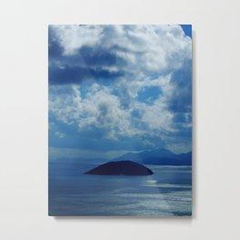 Island in the sun Metal Print
