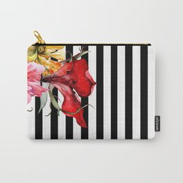 FLORA BOTANICA | stripes Carry-All Pouch