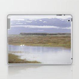 Swans of Iceland Laptop & iPad Skin