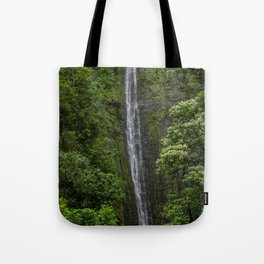 Stunning Plunging Waterfall Tote Bag