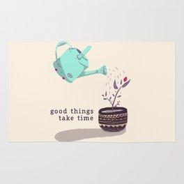 good things Rug