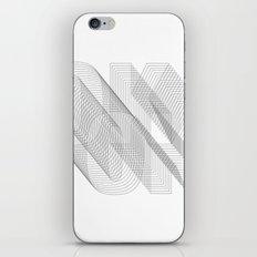O K iPhone Skin
