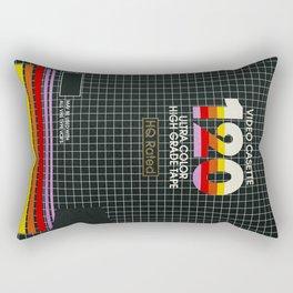 VHS (1) - Random Memories Rectangular Pillow
