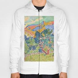 Good Mountain by Henri Matisse Hoody