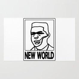 NewWorld part III Rug