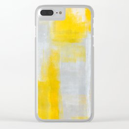 Clear Clear iPhone Case