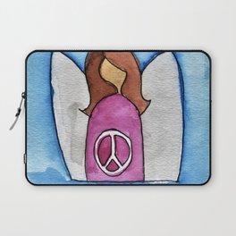 Peace Angel Laptop Sleeve