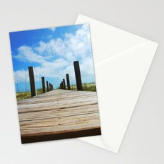 Baldhead island  Stationery Cards