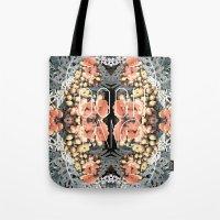 fancy Tote Bags featuring Fancy by Ella Kirk