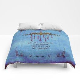 The Curiosa Comforters