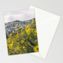 California blooming Stationery Cards