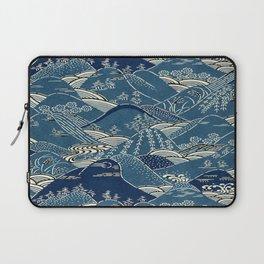 Blue Mountains Laptop Sleeve