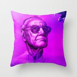 Excelsior Stan V2 Throw Pillow