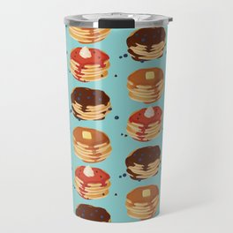 Pancake Sunday Travel Mug