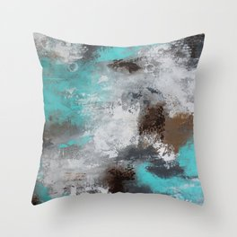 Energized/You are a Beautiful Soul Throw Pillow