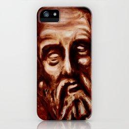 Plato iPhone Case