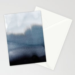 In Blue Stationery Cards