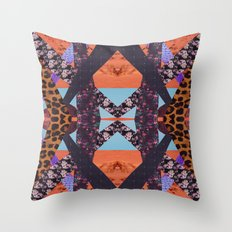 VISIONARY ENERGY Throw Pillow
