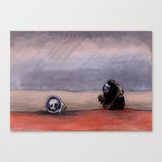 The Rust Coloured Soil: Thus Spoke Zarathustra Canvas Print