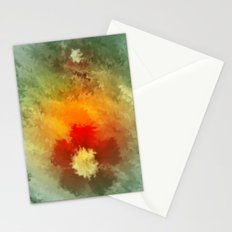 Summer floral wallpapaer. Stationery Cards