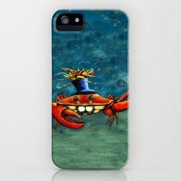 Crabynni iPhone Case