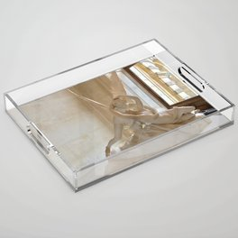 A Kiss is so Complicated Acrylic Tray