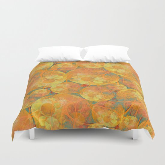 Abstract 1026-2 Duvet Cover
