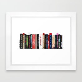 Thrills and Chills Framed Art Print