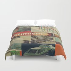 Optimism178 Duvet Cover
