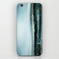 nordic iPhone & iPod Skins featuring nordic  by Iris Lehnhardt