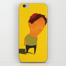 brains out iPhone Skin