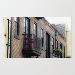 Downtown Charleston SC Rug