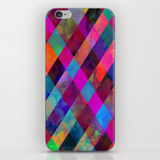 Rio Plaid iPhone & iPod Skin